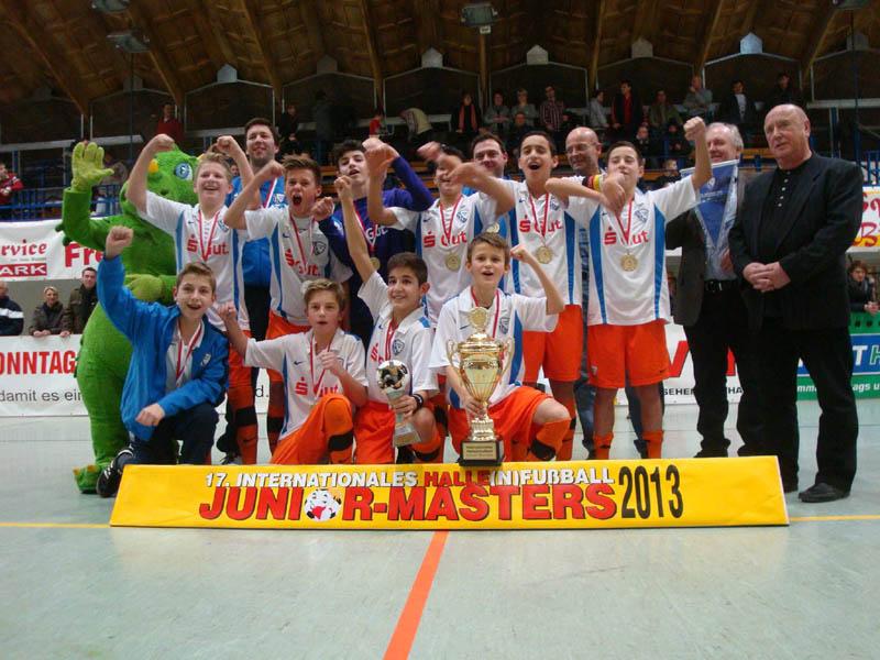Junior-Masters 2013