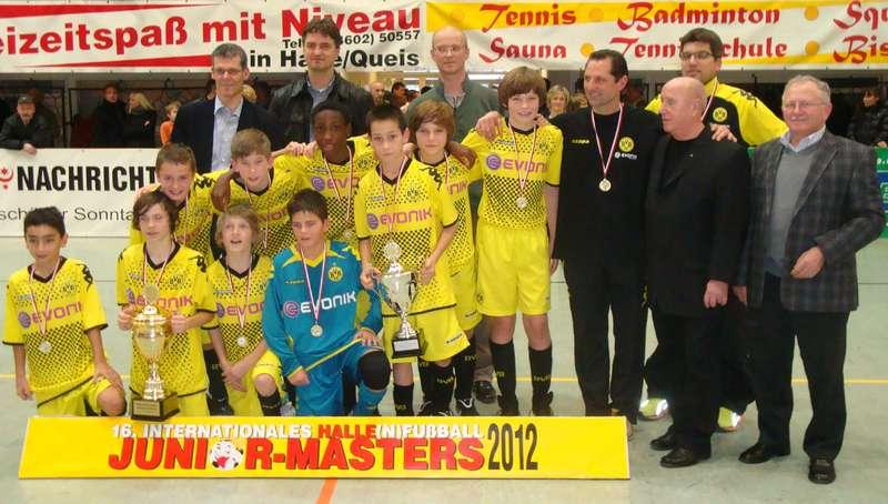 Junior Master 2012