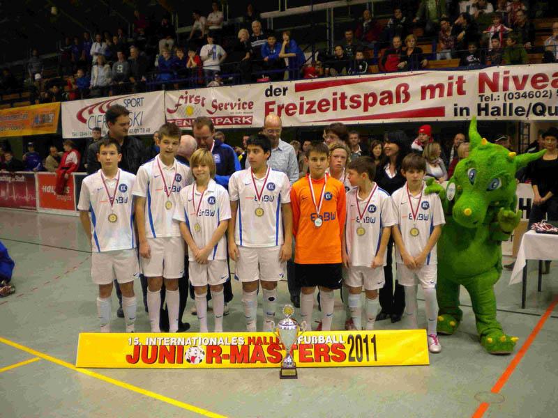 Junior-Masters 2011