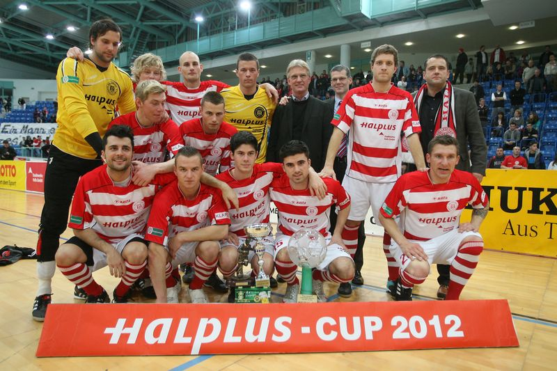 Hal-plus Cup 2012