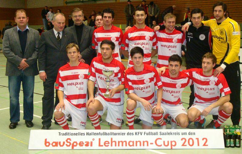 bauSpezi Lehmann-Cup 2012