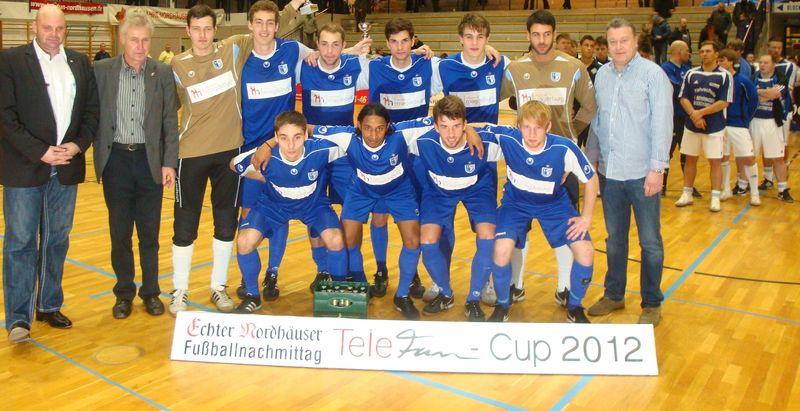 Telefun-Cup 2012