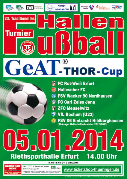 Plakat GeAT-Thor-Cup