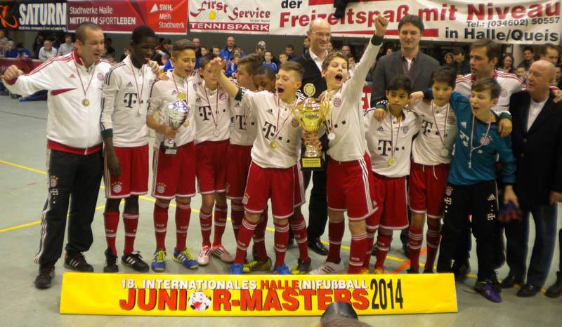 Junior-Masters 2014
