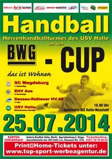 Plakat-Handball