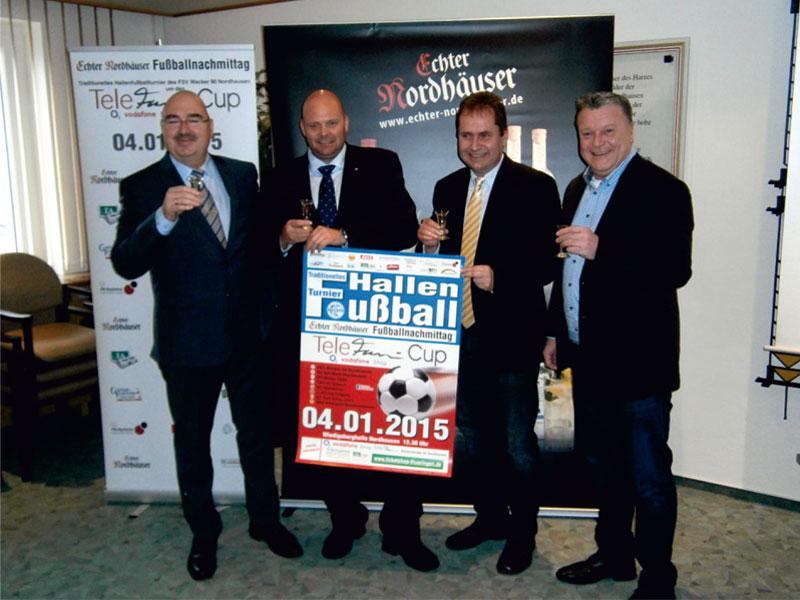 Pressekonferenz TeleFun-Cup 2015