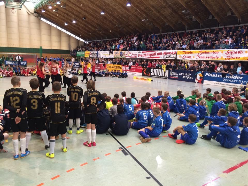 hallenfußball turniere 2019