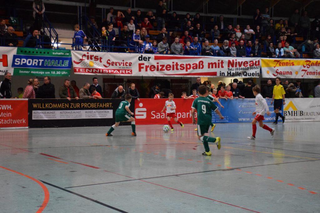 Kids-Halle(n)fußball-Weihnachtszauber 2016 E-Jugend