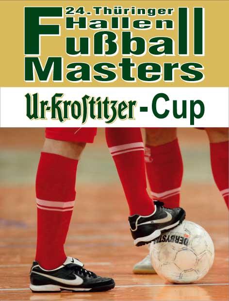 23. Thüringer Hallenfußball-Masters in Erfurt