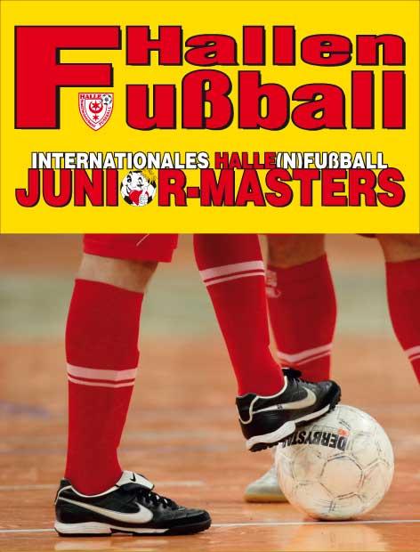 HALLE(N)FUßBALL JUNIOR-MASTERS