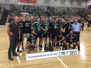 Der USV Halle beim BWG-Cup 2017
