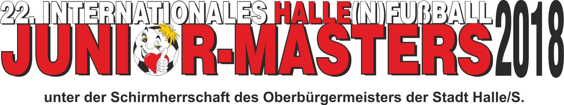 HALLE(N)FUSSBALL JUNIOR-MASTERS