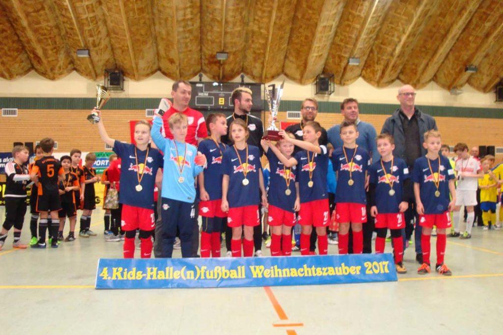Kids-Halle(n)fußball-Weihnachtszauber 2017 F-Jugend