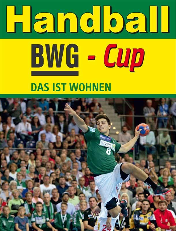 Handballturnier um den BWG-Cup