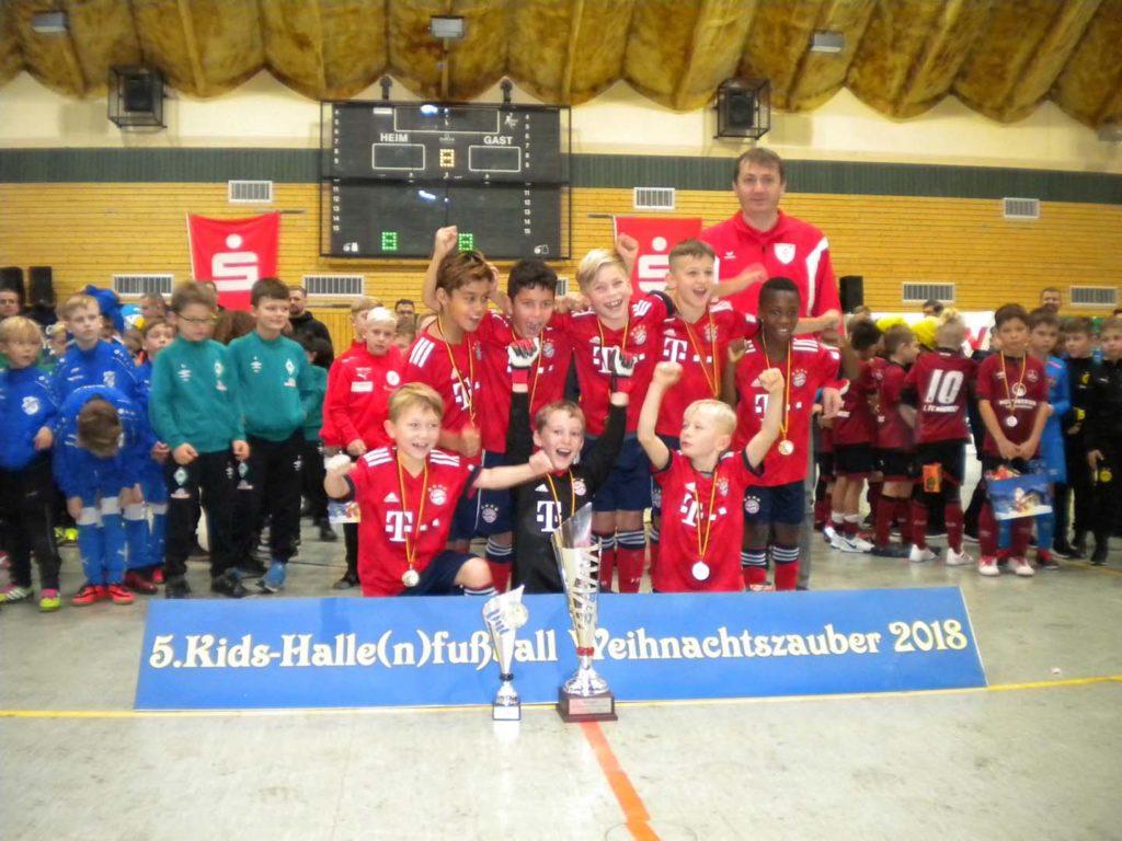 Kids-Halle(n)fußball-Weihnachtszauber 2018 F-Jugend
