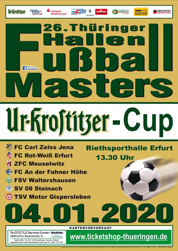 Thüringer Hallenfußball-Masters