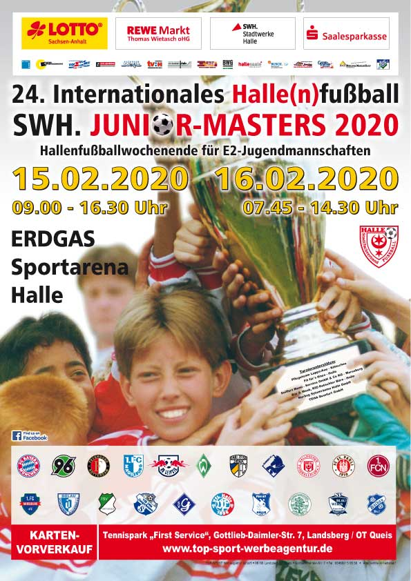 Internationales Halle(n)fußball Junior-Masters